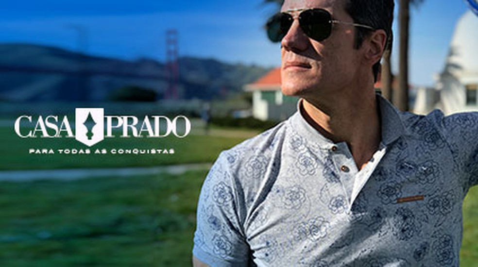Loja de moda masculina prepara coleção inspirada em San Francisco