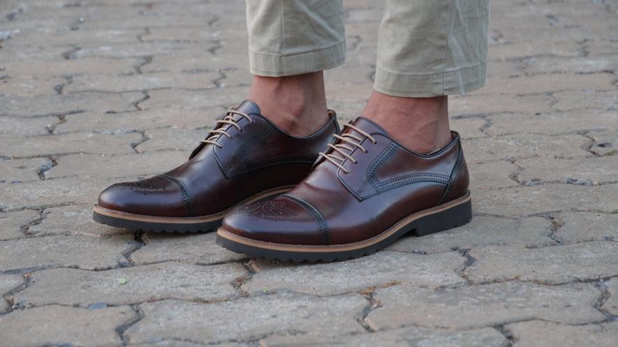 Tipos de calçados que todo homem precisa ter